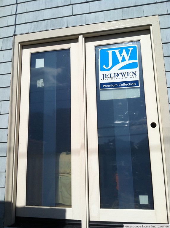 Install Exterior French Doors Winthrop Henry Scopa Home Improvements